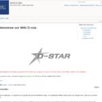 Wiki D-Star en pause.